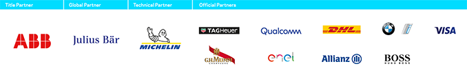 Title, Global and Official Partners