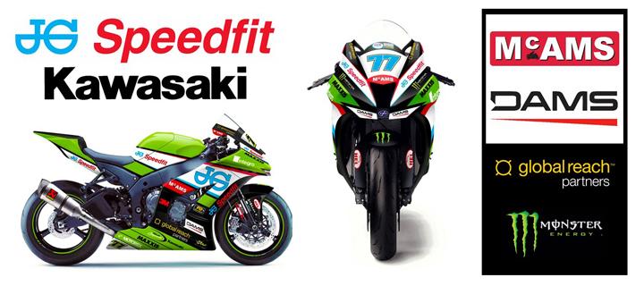 Jg Speedfit Kawasaki Team Manager
